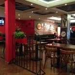 "Ресторан BBQ Zone - фотография 1 - Фото зала 1-го этажа ресторана ""BBQ Zone"""