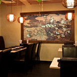 Ресторан Мидори - фотография 5 - Зал японской кухни