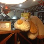 Ресторан Кабачок под абажуром - фотография 5 - Меня зовут Абажур;)
