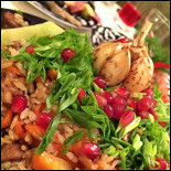 Ресторан Рубаи - фотография 2