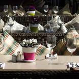 Ресторан Vinograd - фотография 2 - внутриний интерьер