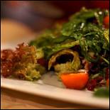 Ресторан Моцарт - фотография 4 - салат чука и угрём