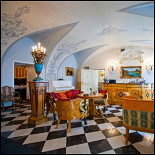 Ресторан Русский ампир - фотография 4 - Лобби