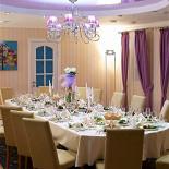 Ресторан Балкан-гриль - фотография 4 - Банкетный зал
