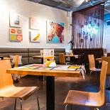 Ресторан Тарелочка чечевичного супа и один маленький, но очень хитрый сухарик - фотография 5