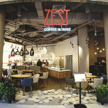 Ресторан Zest Coffee & Wine - фотография 3