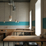 Ресторан HUB Café - фотография 4