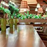 Ресторан Шале - фотография 1 - Барная стойка.