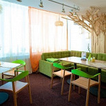 Ресторан Здоровое кафе - фотография 1