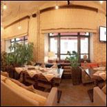 Ресторан I Want Cafe - фотография 1 - Каминный зал I WANT cafe