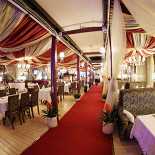 Ресторан Золотой бамбук - фотография 6 - Большой зал - Максимальное размещение до 300 человек