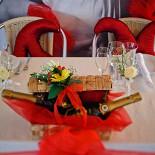 """Ресторан Биргарден - фотография 5 - Свадьба в летнем ресторане """"Биргарден"""""""