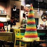 Ресторан Волконский - фотография 1 - Пирамида из макарон