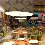 "Ресторан Twiggy - фотография 4 - Ресторан ""Twiggy"", интерьер"