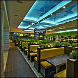Ресторан Съел бы сам - фотография 2 - Изумительный эко-интрерьер в СъелБыСам