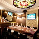 Ресторан Leningrad - фотография 4 - ВИП зал