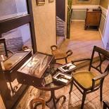 Ресторан Rosie O - фотография 6 - Здесь вы можете спокойно покурить сигару