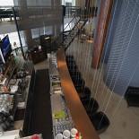 Ресторан Хмель и солод - фотография 5 - Вид со второго этажа