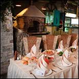 Ресторан Малахит - фотография 2 - Интерьер ресторана Малахит