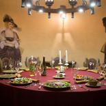 Ресторан Портос - фотография 6 - Банкетный зал. 12 посадочных мест. Очень уютный, теплый. Здесь у нас проходят банкеты, деловые встречи, переговоры.