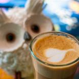 """Ресторан Сова - фотография 2 - Кофе от """"Совы"""""""