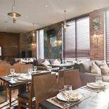 Ресторан Шатили - фотография 6 - зал на первом этаже