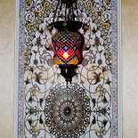 Ресторан Дюшес - фотография 2 - Элемент декора