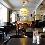 Ресторан Штолле - фотография 4 - интерьер зала для не курящих