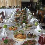"""Ресторан Калипсо - фотография 4 - Наш банкет в """"Калипсо"""""""