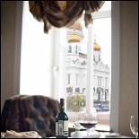 """Ресторан Круаж - фотография 5 - Вид на Храм из окна """"Викторианского"""" зала"""