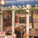 Ресторан Карибо - фотография 3 - Мягкая зона