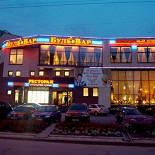 Ресторан Буль-вар - фотография 6 - Это ресторан Буль-Вар вечером...