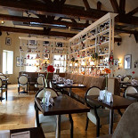 Ресторан Mi piace - фотография 5 - 2 этаж.