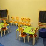 Ресторан Прыг-скок - фотография 3 - комната для поделок и рисования