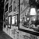 Ресторан Бада Бинг - фотография 2 - Интерьер основного зала.