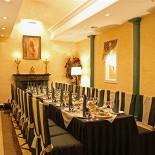 """Ресторан Купец Смирнов - фотография 1 - """"Вип зал"""" ресторана. Отдельный вход, своя туалетная комната, камин, караоке, до 20 гостей."""