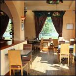 Ресторан Мир пиццы - фотография 2 - Просторные панорамные балконы.