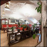 Ресторан Распутин - фотография 5 - Кафе Распутин/Rasputin cafe