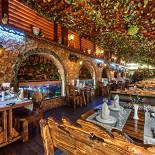 Ресторан Водопад - фотография 5 - Веранда.