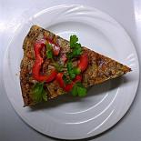 Ресторан Белый слон - фотография 4 - Запеканка из сыра и шпината