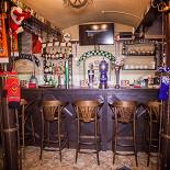 Ресторан Roy Castle Pub - фотография 2 - Барная стойка.