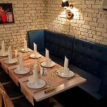Ресторан Мимино - фотография 2 - Уютный уголок для небольшой компании.