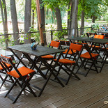 Ресторан Grand Bagel - фотография 3