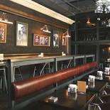Ресторан 317 - фотография 1 - Первый этаж кафе.