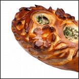 Ресторан Штолле - фотография 5 - Пирог с кроликом
