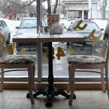 Ресторан Белый кофе - фотография 4 - - А куда все бегут? Присядьте, отдохните ;)