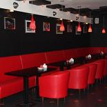 Ресторан Formula 1 - фотография 2 - Так выглядит зал