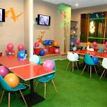 Ресторан Космополис - фотография 2 - Детская комната