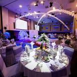 Ресторан Volga Hall - фотография 2 - Оформленные залы