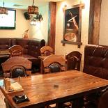 Ресторан Bierloga - фотография 5 - мягкая зона